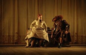 L'Incoronazione di Poppea Drottningholms Slottsteater 2009